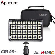 Pro Aputure Amaran AL-H198C Camera 198 LED Video Light Lamp for Canon Nikon DSLR
