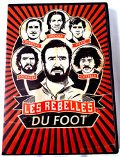 Les rebelles du foot - CANTONA / PASIC / DROGBA / ... - dvd Très bon état