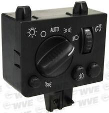 Fog Light Switch fits 2004-2012 GMC Canyon  WVE BY NTK