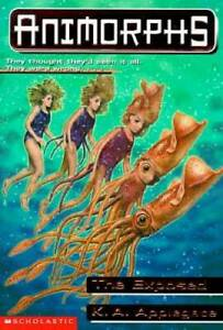 The Exposed (Animorphs #27) - Paperback By K. A. Applegate - GOOD