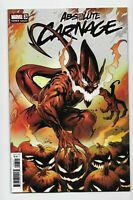 Absolute Carnage #3 Marvel Comics 2019 Greg Land 1:25 Codex Variant Cover