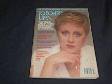 1980 NOVEMBER TORONTO LIFE MAGAZINE - FIONA REID - SP 6048