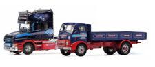 Modellini statici camion bianchi Scala 1:50