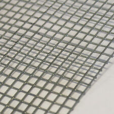 2x Welded Wire Mesh Panels 3'x2' Galvanised Steel Sheet 6mm Holes Metal Grid 19g