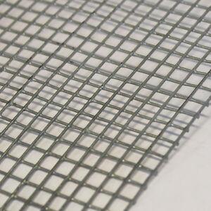 Galvanised Welded Wire Mesh Panels | 19 Gauge | 2 Pack | 0.91m x 0.60m | 6mm Ho