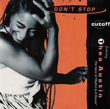 CUTOFF FEAT. THEA AUSTIN ‎: DON'T STOP / CD - TOP-ZUSTAND