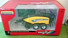 42977 Britains New Holland 1290 Big Square Baler Farm Trailer 1:32 Scale Age 3+