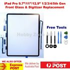 """iPad Pro 5 Gen 9.7""""/10.5""""/11""""/12.9"""" Digitize Touch Screen Glass Replacement Kit"""