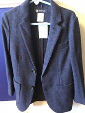 J Crew Kids Crewcuts Boys Woolen Blazer Navy Suit Separate Size 4-5 Retail $175