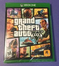 Grand Theft Auto V [ GTA V / GTA 5 W/ GTA Online ] (XBOX ONE) NEW