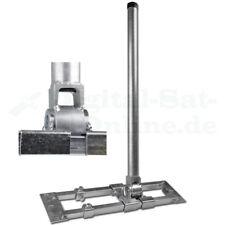 ► Dachsparrenhalter  Aufdachhalter Herkules S48-130  inkl. 48 mm Mast
