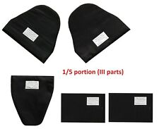 1/5 portion (III parts) of full set Gear Protection (vest, pads) OD Green