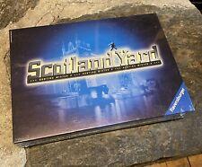Ravensburger Scotland Yard Hunting Mister X Board Game Sealed 2000