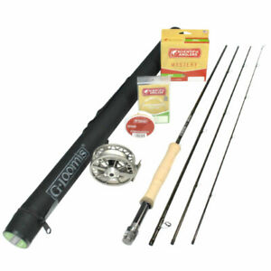 """G Loomis IMX PRO 590-4 Fly Rod Outfit : 5wt 9'0"""""""