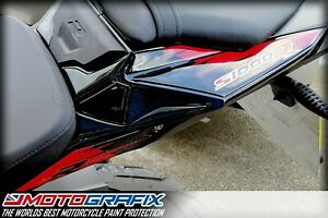 BMW S1000R 2017 18 19 20 21 Rear Seat Unit / Fairing Paint Protector Protection
