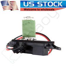 A/C Heater Blower Motor Resistor OE#89019100 NEW for Buick Chevy GMC Isuzu Olds