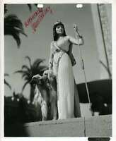 GENE TIERNEY PSA DNA Coa Hand Signed 8X10 Photo Autograph Authenticated