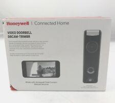 Honeywell Skybell Video Doorbell DBCAM-TRIMBR(Open/No Box)