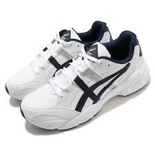 Asics Gel-BND White Peacoat Navy Silver Men Casual Shoes Sneakers 1021A217-103