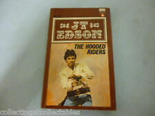Western Book The Hooded Riders  1982  by J. T. Edson