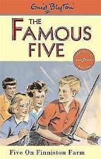 Famous Five: Five On Finniston Farm: Book 18 by Enid Blyton