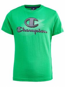 Champion Enfants T - Shirt Entraînement SPORTS Mode Course Garçons Fitness