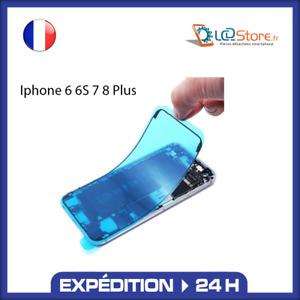 Joint d'etancheite autocollant waterproof adhesif iphone 6 6S 7 8 Plus