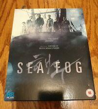 Sea Fog Blu-Ray Damaged Case Perfect Disc 88 Films Slipcase REGION B (UK)