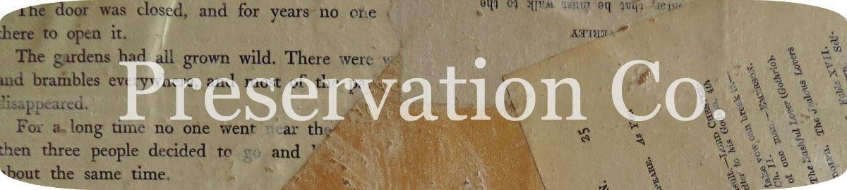 PreservationCo