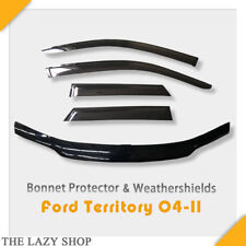 Bonnet Protector, Weathershields for Ford Territory 04-11 Model(1 YEAR WARRANTY)