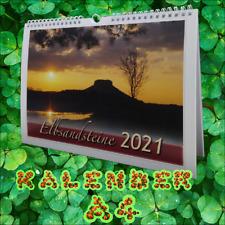 Kalender 2021 A Bildkalender 2021 Elbsandsteine Wandkalender A4 Elbsandstein