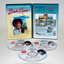 BOB ROSS, 3-disc DVD SET, Series 30 Teaches13 Paintings