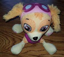 Paw Patrol Sky the Dog Plush Stuffed Animal Beanbag Toy