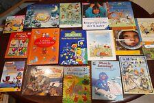 Konvolut Bücher Buchpaket Kinderbücher Junge Leser Bilderbücher   (tb161)