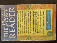 Vintage 1941 The Pocket Reader Edited by Phillip Van Doren Stern Paperback Book