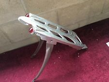 Elgin Columbia bicycle rack carrier for cruiser bike in bare metal with jewels