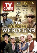 TV Guide Spotlight: TVs Greatest Westerns (DVD, 2015, 2-Disc Set)