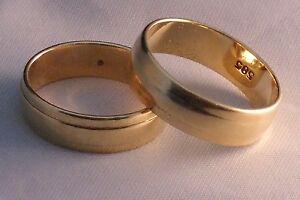 Eheringe Verlobungsringe Trauringe massiv 585 gold