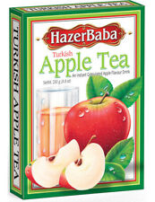 Hazer Baba Turkish Apple Tea 250g - Instant Powder Apple Flavour Drink