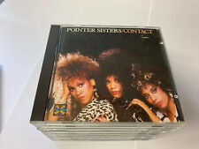 POINTER SISTERS  CONTACT 9 TRK CD RCA JAPAN 0035628548726