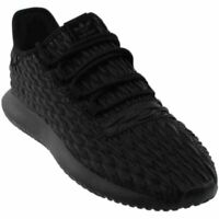 huge selection of 825bb 4dcad Adidas BB8827 Tubular Shadow Knit White 10.5 Black | eBay