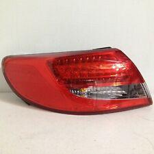 2010-2011 Hyundai Azera 4-Door Sedan Left Driver Side LED Tail Light OEM Shiny