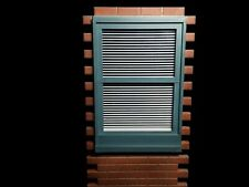 Window blinds add on for Neca Diorama action figure scale accessories props