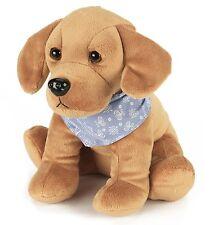 Warmies Microwave Cozy Pet Labrador Alfie Dog Microwavable Heatable Bed Time Toy