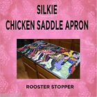 2 SILKIE CHICKEN SADDLE HEN APRON FEATHER PROTECTION HATCHING EGGS POULTRY USA