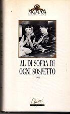 Al di sopra di ogni sospetto (1943) VHS MGM Richard Thorpe Joan Crawford B/N