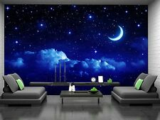 Amazing Night  Wall Mural Photo Wallpaper GIANT WALL DECOR Paper Poster