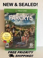 Far Cry Farcry 5 (Microsoft Xbox One, 2018) Brand New, Free 2-Day Shipping!