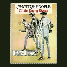 Mott The Hoople  - All the Young Dudes(180g LTD. Numbered Vinyl),1988 Absolute A