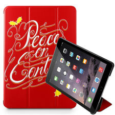 For iPad Air / 9.7 2017 Case Lightweight Cover-Poetic【CoverMate】 Peace on Earth